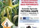C.A.P.A. COLOGNA, VISITA GUIDATA ALL'AZIENDA AGRICOLA FATTORIA AGAPE MIGLIARINO MESSA A PUNTO DI SISTEMI DI MONITORIAGGIO NUTRIZIONALE SU MAIS FERTIRRIGATO – 2 AGOSTO 2019 –