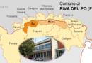 RIVA DEL PO, IL COMUNE E' NUOVO MA I PROBLEMI SONO VECCHI (E ANCORA NON RISOLTI…)