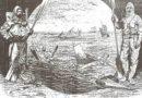 """Ferrara – 7 novembre 1876: quando il capitano Boyton """"non"""" arrivò a Pontelagoscuro"""