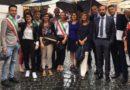 ROMA, PROTESTA DEI SINDACI DEI COMUNI FUSI CHE SUBIRANNO IL TAGLIO AI CONTRIBUTI PREVISTI