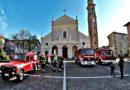 I Vigili del Fuoco Volontari di Copparo festeggiano Santa Barbara