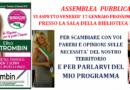 Elezioni Regionali dell'Emilia-Romagna – INTERVISTA A ELISA TROMBIN candidata nella lista RETE CIVICA BORGONZONI PRESIDENTE – A cura di Leonardo Peverati