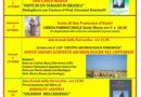 SERRAVALLE – OTTOBRE CULTURALE SERRAVALLESE 2020 – PRONTO IL PROGRAMMA: SI PARTIRA' VENERDI' 2 OTTOBRE CON LA PRESENTAZIONE DEL LIBRO DI CARLO MARAN SULLA SUA ESPERIENZA IN BRASILE
