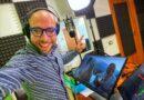 """BERRA – SARA' IL BERRESE ALAIN DJ AD INTERVISTARE DODI BATTAGLIA, CHITARRISTA DEI POOH, NELLA PRIMA PRESENTAZIONE DEL VIDEOCLIP """"IL CORAGGIO DI VINCERE"""" –"""