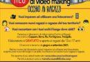LABORATORIO DI VIDEO MAKING – OCCHIO AI RAGAZZI – CORSI GRATUITI PER RAGAZZI DAI 13 AI 17 ANNI