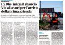 RUINA NEW PROJECT – EX BBS, INIZIA IL RILANCIO – VIA AI LAVORI PER L'ARRIVO DELLA PRIMA AZIENDA – La Nuova Ferrara