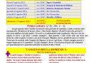 FOGLIO DI COLLEGAMENTO – PARROCCHIA DI SERRAVALLE – ANNO 2021 N° 33