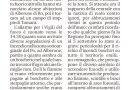 ALBERONE E TAMARA – BOSCHETTO A FUOCO VICINO ALLE CASA – INCENDIO IN UN CAMPO – La Nuova Ferrara 31.8.21