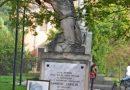 COLOGNA – IL MONUMENTO ALL'EROE AURELIO ZAMBONI SI STA SGRETOLANDO PER MANCANZA DI MANUTENZIONE – I CITTADINI PROTESTANO E L'AMMINISTRAZIONE DICE CHE, PRESTO, INTERVERRA'