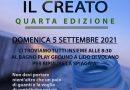 LIDO DI VOLANO – GIORNATA MONDIALE DELLA SALVAGUARDIA DEL CREATO – QUARTA EDIZIONE – DOMENICA 5 SETTEMBRE 2021