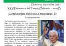 FOGLIO DI COLLEGAMENTO – PARROCCHIE DI BERRA E COLOGNA – DOMENICA 10 OTTOBRE 2021
